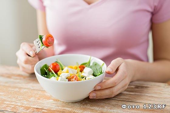 что надо кушать чтобы похудеть в животе