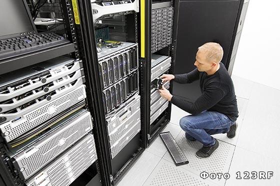 Калининском обслуживание серверов и компьютеров сделать