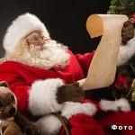 Где находится почтовый ящик для Деда Мороза?