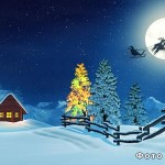 Где родился Дед Мороз?