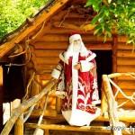 Как доехать до Деда Мороза?