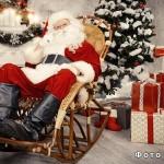 Как выглядит Санта-Клаус и где он живёт?